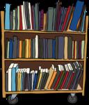 clipart-library-book-cart-128x128-b61e